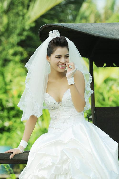Diem vu wedding