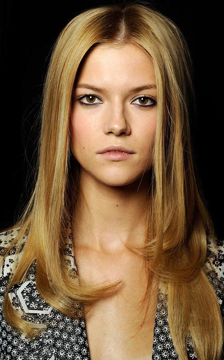 Hình ảnh Những kiểu tóc mốt nhất trong năm 2010 số 3