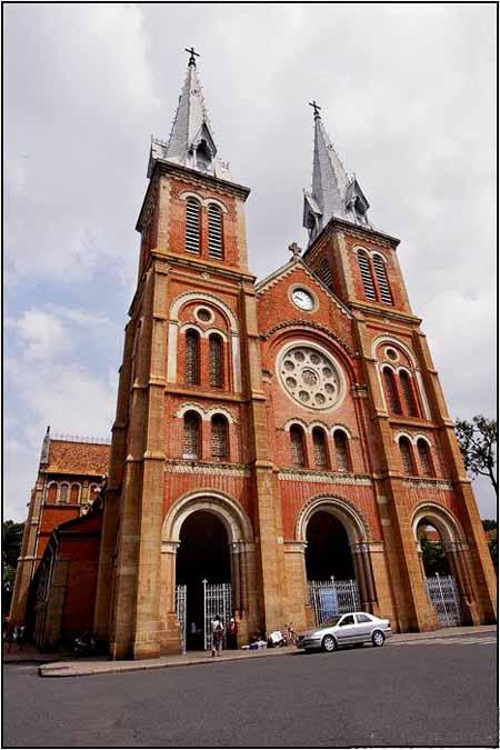 Hình ảnh 5 nhà thờ cho lễ Giáng Sinh tại Sài Gòn số 1