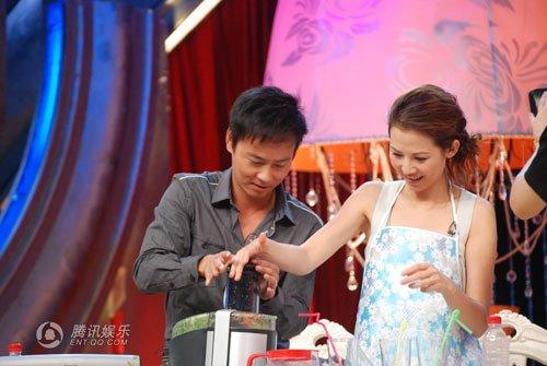 Hình ảnh Thái Thiếu Phân - Trương Chấn kỉ niệm hai năm hạnh phúc số 7