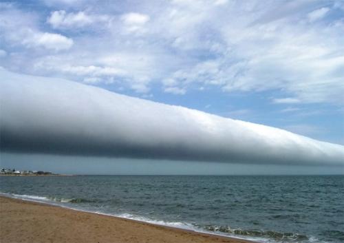 8 kiểu mây kỳ lạ trên bầu trời