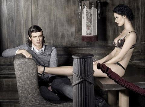 Hình ảnh Hoa hậu Nga: Sau khỏa thân sẽ là… số 7