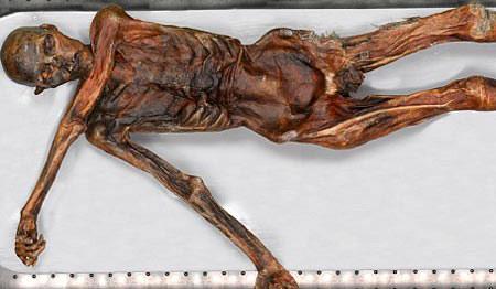 Hình ảnh Lời nguyền kinh hoàng của xác chết 5.300 tuổi số 1