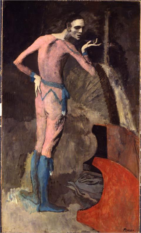 Hình ảnh Tìm ra nguyên nhân tranh của Picasso bị rách toạc số 1