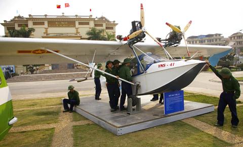 Hình ảnh Chiêm ngưỡng máy bay 'Made in Vietnam' số 8