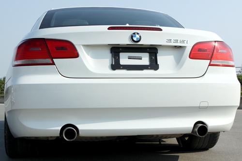 Hình ảnh BMW 335i - thêm lựa chọn xe mui trần cho giới sành điệu số 5