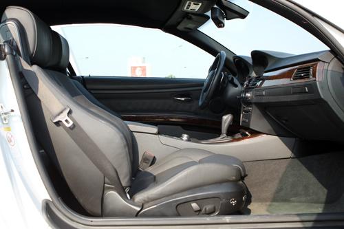 Hình ảnh BMW 335i - thêm lựa chọn xe mui trần cho giới sành điệu số 7