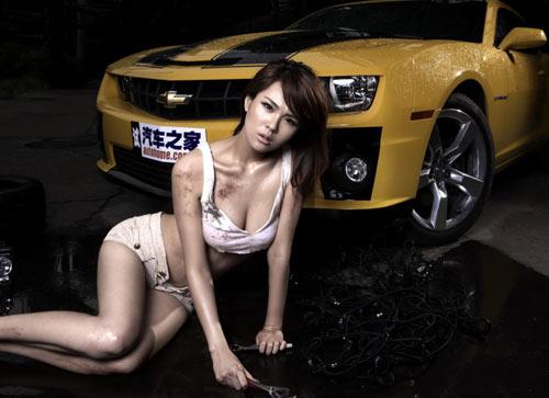Hình ảnh Hot girl dễ thương nhất Trung Quốc số 10