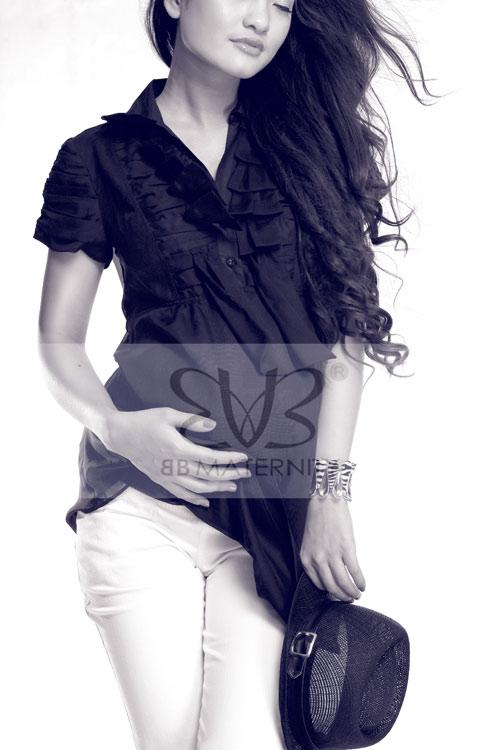 Hình ảnh Phong cách BB JEANS dành cho bà bầu 8/03.. số 8