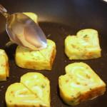 Hình ảnh Trứng cuộn hình tim dễ thương số 17