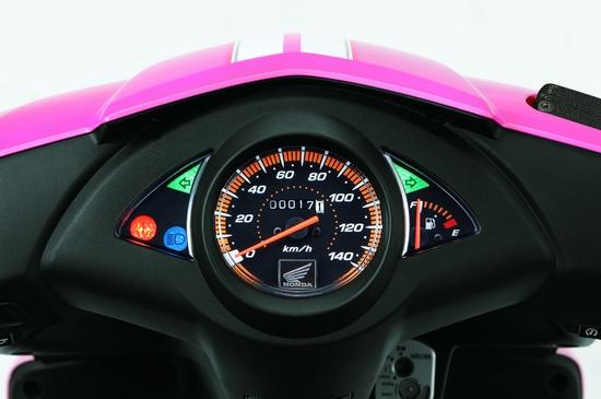 Hình ảnh Honda tung ra 2 mẫu xe ga mới số 8