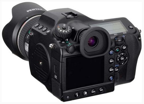 Hình ảnh Pentax 645D - máy ảnh 40 megapixel số 2