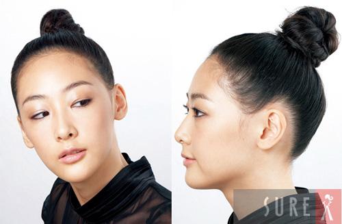 Hình ảnh Mách bạn cách quấn tóc kiểu Hàn Quốc số 1