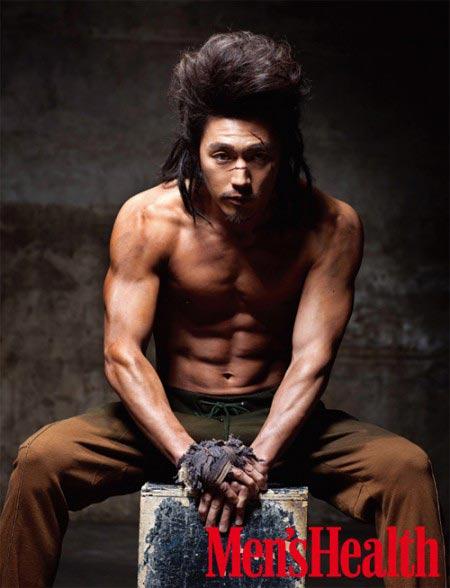 Hình ảnh Sao Hàn thích 'tự sướng' kiểu khoe ngực số 11
