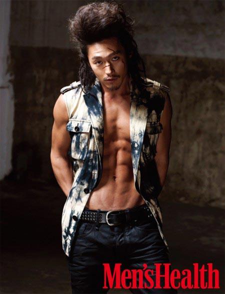 Hình ảnh Sao Hàn thích 'tự sướng' kiểu khoe ngực số 10