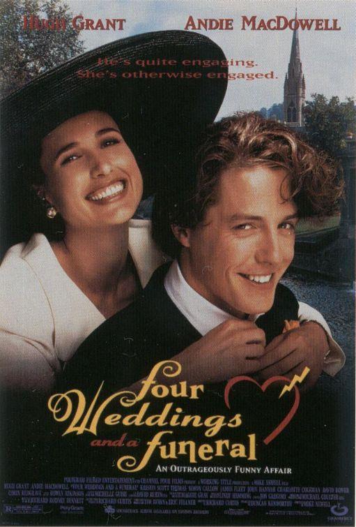 Hình ảnh Hài hước Bốn đám cưới và một đám ma số 1