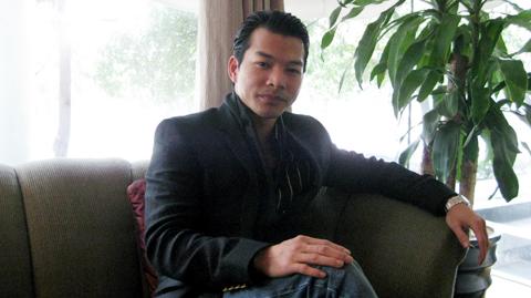 Hình ảnh Diễn viên Trần Bảo Sơn: Kinh doanh trước, nghệ thuật sau! số 1