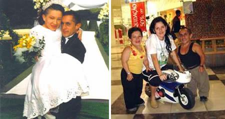 Hình ảnh Những cặp vợ chồng lạ nhất thế giới số 5