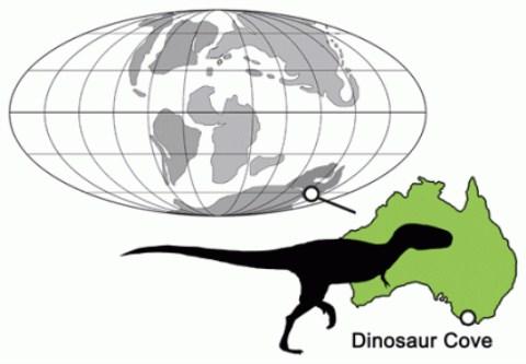 Hình ảnh Phát hiện khủng long bạo chúa ở Nam bán cầu số 1