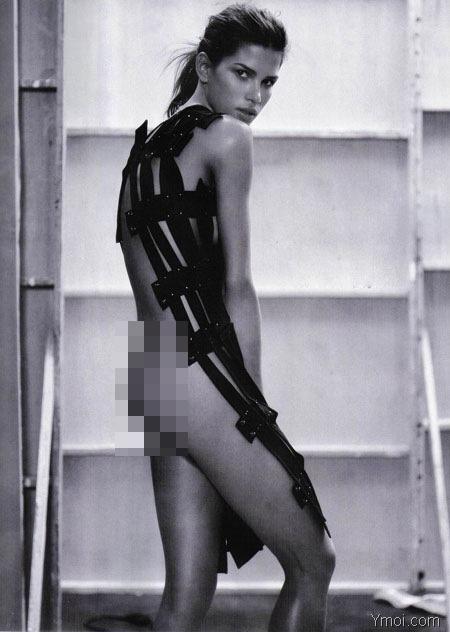 Hình ảnh 101 lí do siêu mẫu thích... khỏa thân số 13
