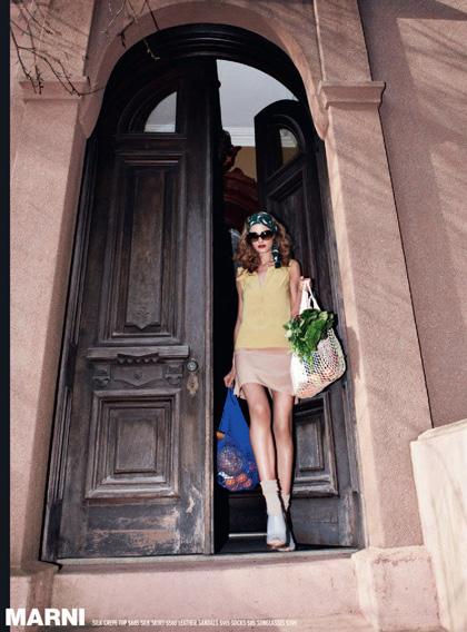 Hình ảnh Những mẫu váy hot nhất hè 2010 số 14