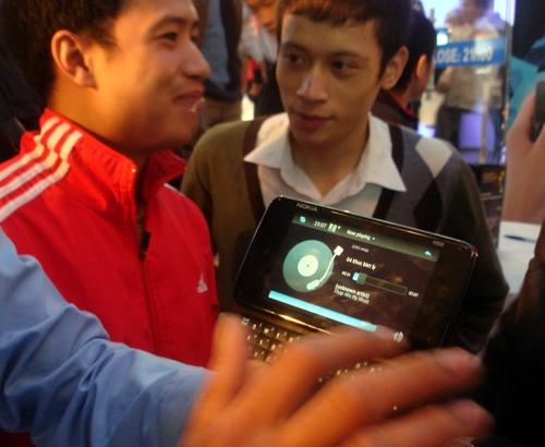 Hình ảnh Trải nghiệm N900 cùng những người đam mê công nghệ số 5