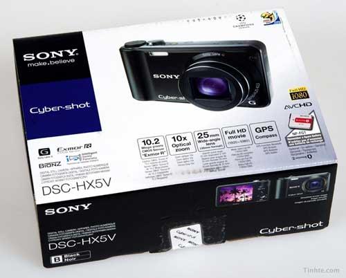 Hình ảnh Cảm nhận ban đầu về máy ảnh Sony Cyber-Shot HX5V số 2