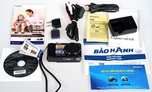 Hình ảnh Cảm nhận ban đầu về máy ảnh Sony Cyber-Shot HX5V số 3