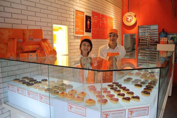 Hình ảnh Một địa chỉ cho các bạn mê Donut số 3