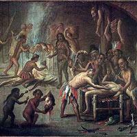 Hình ảnh Bí ẩn hai bộ tộc… ăn thịt người số 1