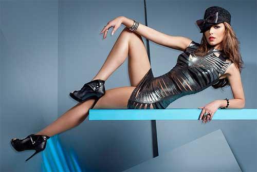 Hình ảnh Cheryl Cole – Người đẹp quyến rũ nhất thế giới số 2
