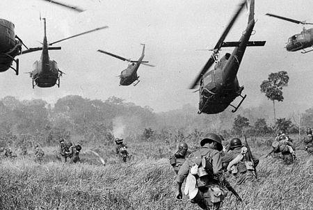 """Hình ảnh Báo chí quốc tế """"hồi tưởng"""" về chiến tranh Việt Nam số 3"""
