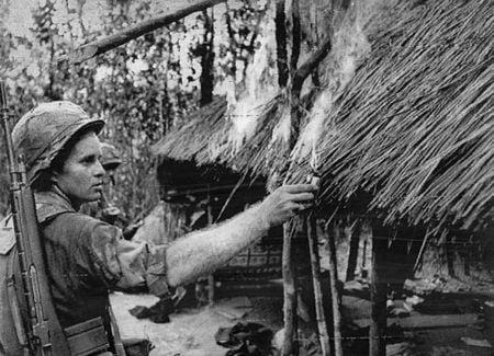 """Hình ảnh Báo chí quốc tế """"hồi tưởng"""" về chiến tranh Việt Nam số 5"""