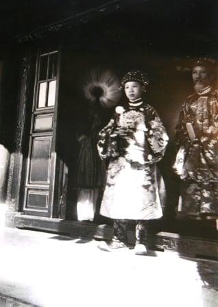Hình ảnh Hoàng cung nhà Nguyễn qua những bức ảnh chưa từng công bố số 9