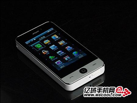 """Hình ảnh Nokia N8, iPhone 4G chưa ra lò đã có """"hàng rởm"""" số 5"""