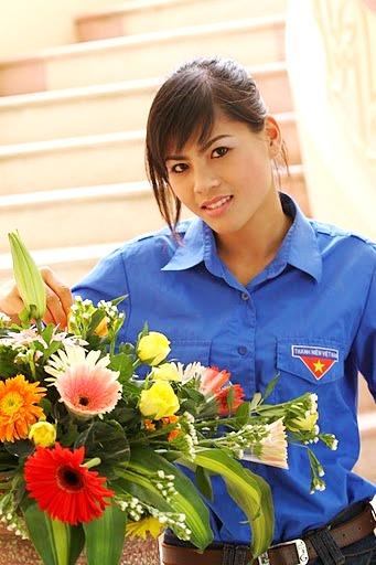 Hình ảnh I Miss Thăng Long 2010 tưng bừng khai cuộc số 7