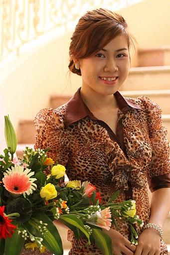 Hình ảnh I Miss Thăng Long 2010 tưng bừng khai cuộc số 15