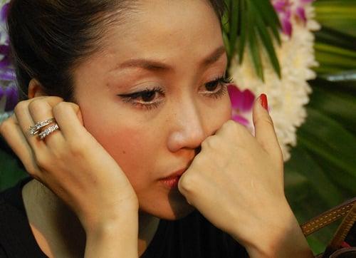 Hình ảnh Những giọt nước mắt trong đám tang Hữu Lộc số 9