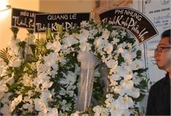 Hình ảnh Những giọt nước mắt trong đám tang Hữu Lộc số 16