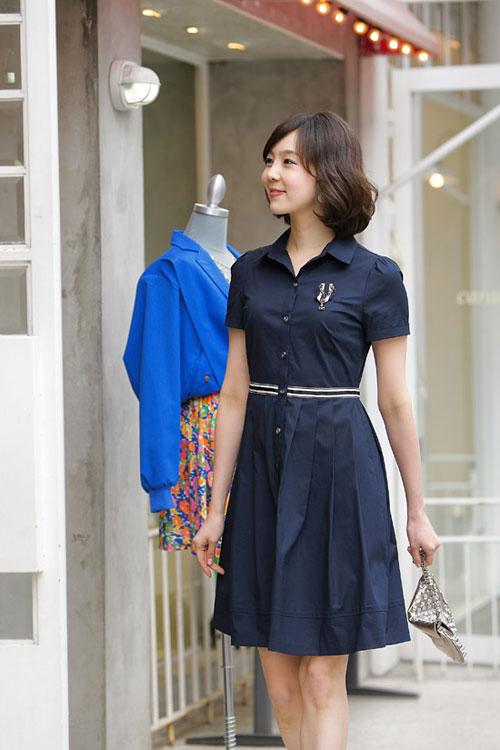Hình ảnh Váy xòe nhẹ xinh lung linh trong nắng số 22