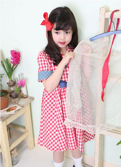 Hình ảnh Mẫu váy hè xinh cực kỳ cho con gái yêu của mẹ số 17