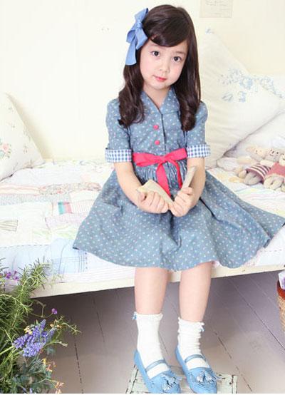 Hình ảnh Mẫu váy hè xinh cực kỳ cho con gái yêu của mẹ số 15