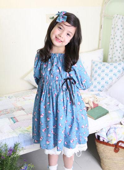 Hình ảnh Mẫu váy hè xinh cực kỳ cho con gái yêu của mẹ số 21