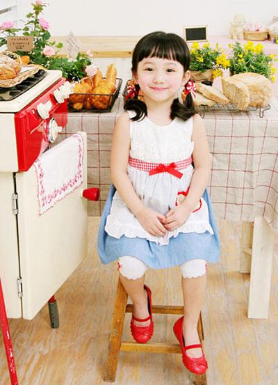 Hình ảnh Mẫu váy hè xinh cực kỳ cho con gái yêu của mẹ số 6