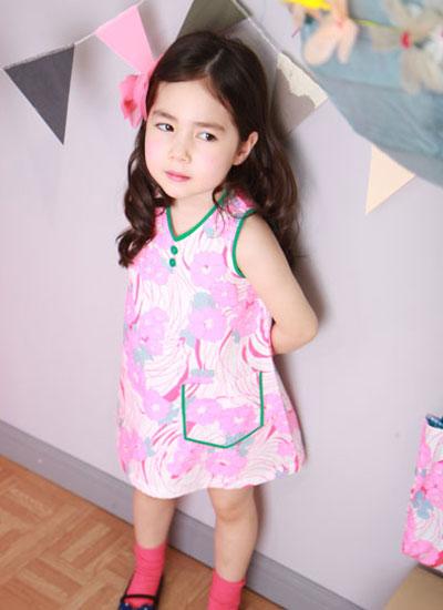 Hình ảnh Mẫu váy hè xinh cực kỳ cho con gái yêu của mẹ số 11