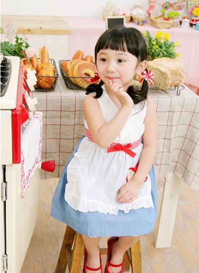 Hình ảnh Mẫu váy hè xinh cực kỳ cho con gái yêu của mẹ số 5