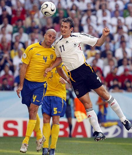 Hình ảnh Các vua phá lưới ở 18 kỳ World Cup số 18