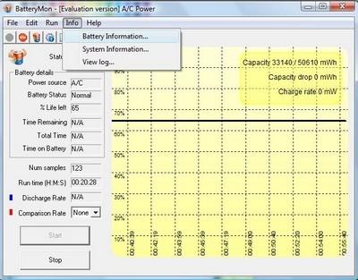 Hình ảnh Kiểm tra mức độ chai của pin laptop số 4