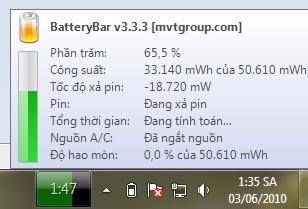 Hình ảnh Kiểm tra mức độ chai của pin laptop số 7