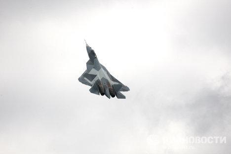 Hình ảnh Chiêm ngưỡng máy bay chiến đấu tối tân nhất của Nga số 6